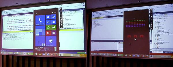 Visual Studioデモ
